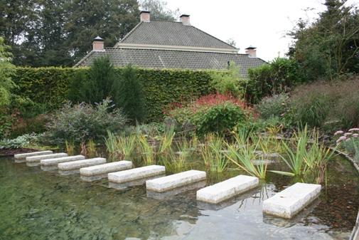 Gerealiseerd project doetinchem venhuis vijverbouw bv - Zwembaden ecologische ...